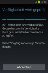 Samsung Galaxy Fame Lite - Apps - Einrichten des App Stores - Schritt 11