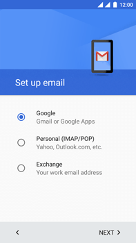 OnePlus 3 - E-mail - Manual configuration (gmail) - Step 8