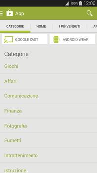 Samsung Galaxy Note 4 - Applicazioni - Installazione delle applicazioni - Fase 6