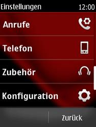 Nokia Asha 300 - Internet - Manuelle Konfiguration - 1 / 1