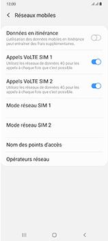 Samsung Galaxy A70 - Premiers pas - Configurer l