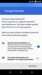 HTC One A9 - Apps - Konto anlegen und einrichten - 1 / 1