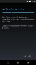 HTC One M8 - Applicazioni - Configurazione del negozio applicazioni - Fase 9