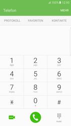 Samsung G925F Galaxy S6 edge - Android M - Anrufe - Rufumleitungen setzen und löschen - Schritt 4