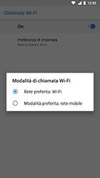 Nokia 8 - WiFi - Attivare WiFi Calling - Fase 11