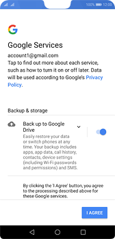 Huawei P20 - Email - 032a. Email wizard - Gmail - Step 13