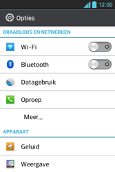 LG E610 Optimus L5 - Internet - buitenland - Stap 4