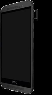 HTC One M9 - SIM-Karte - Einlegen - 8 / 14