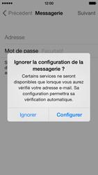 Apple iPhone 5 - Premiers pas - Créer un compte - Étape 37
