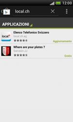 HTC Desire X - Applicazioni - Installazione delle applicazioni - Fase 7