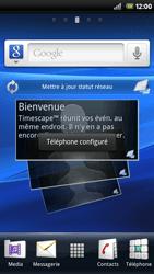 Sony Xperia Arc - MMS - Configuration automatique - Étape 6
