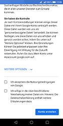 Huawei Y5 (2018) - Apps - Konto anlegen und einrichten - 14 / 20