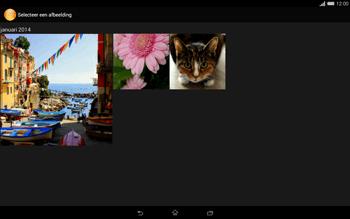 Sony Xperia Tablet Z2 (SGP521) - E-mail - e-mail versturen - Stap 12