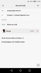 Huawei Y6 (2017) - E-mail - envoyer un e-mail - Étape 16