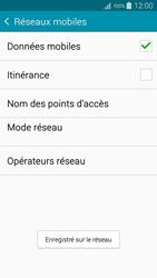 Samsung A500FU Galaxy A5 - Réseau - Sélection manuelle du réseau - Étape 10