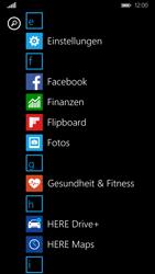 Nokia Lumia 830 - Netzwerk - Netzwerkeinstellungen ändern - Schritt 3