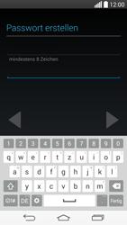 LG D722 G3 S - Apps - Konto anlegen und einrichten - Schritt 11