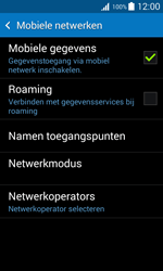 Samsung Trend 2 Lite (G318H) - Netwerk - Handmatig netwerk selecteren - Stap 9