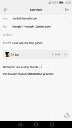 Huawei P9 Lite - E-Mail - E-Mail versenden - 16 / 18