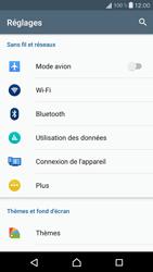Sony Xperia X Compact - Internet et roaming de données - Comment vérifier que la connexion des données est activée - Étape 4