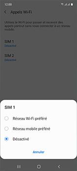 Samsung Galaxy A51 - WiFi - Activez WiFi Calling - Étape 8