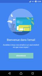 Sony Xperia XZ Premium - E-mails - Ajouter ou modifier votre compte Outlook - Étape 4