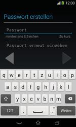 Sony Xperia E1 - Apps - Konto anlegen und einrichten - 11 / 23