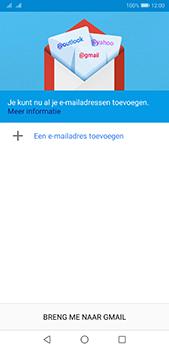 Huawei P20 Pro - E-mail - Handmatig instellen (gmail) - Stap 5