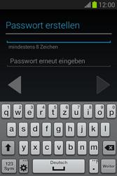 Samsung Galaxy Fame Lite - Apps - Einrichten des App Stores - Schritt 13