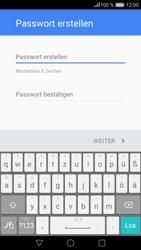 Huawei P9 Lite - Apps - Konto anlegen und einrichten - 11 / 21
