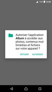 Sony Xperia Z5 Premium (E6853) - Android Nougat - MMS - Envoi d