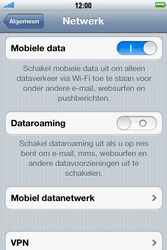 Apple iPhone 4 S - Internet - Handmatig instellen - Stap 6