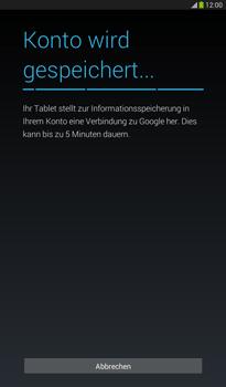 Samsung T211 Galaxy Tab 3 7-0 - Apps - Konto anlegen und einrichten - Schritt 20