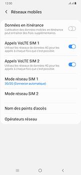 Samsung Galaxy A50 - Réseau - activer 4G - Étape 6