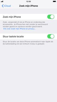 Apple iPhone 7 Plus - iOS 12 - Beveiliging en privacy - zoek mijn iPhone activeren - Stap 13