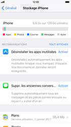 Apple iPhone 6s iOS 11 - Applications - Comment désinstaller une application - Étape 8