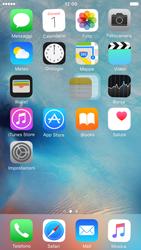 Apple iPhone 6 iOS 9 - Operazioni iniziali - Personalizzazione della schermata iniziale - Fase 4