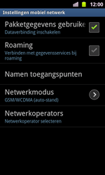 Samsung I8160 Galaxy Ace II - netwerk en bereik - gebruik in binnen- en buitenland - stap 10