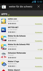 ZTE Blade III - Apps - Installieren von Apps - Schritt 12