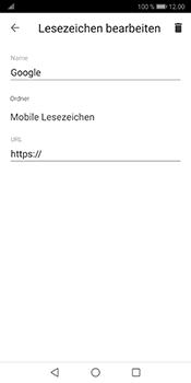 Huawei Mate 10 Pro - Android Pie - Internet und Datenroaming - Verwenden des Internets - Schritt 10