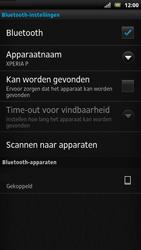 Sony LT22i Xperia P - Bluetooth - koppelen met ander apparaat - Stap 12