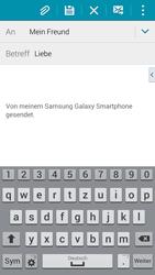 Samsung G900F Galaxy S5 - E-Mail - E-Mail versenden - Schritt 9