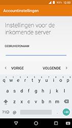 Crosscall Action X3 - E-mail - e-mail instellen: POP3 - Stap 13