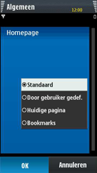 Samsung I8910 HD - Internet - handmatig instellen - Stap 22