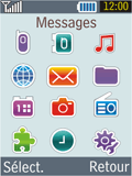 Samsung B2100 Xplorer - MMS - Envoi d