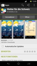 Sony Xperia T - Apps - Installieren von Apps - Schritt 17