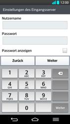 LG G2 - E-Mail - Konto einrichten - 1 / 1