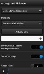 BlackBerry Z10 - Internet und Datenroaming - Manuelle Konfiguration - Schritt 20