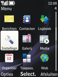 Nokia 3720 classic - internet - handmatig instellen - stap 3