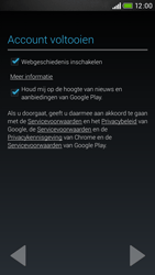 HTC Desire 601 - apps - account instellen - stap 18